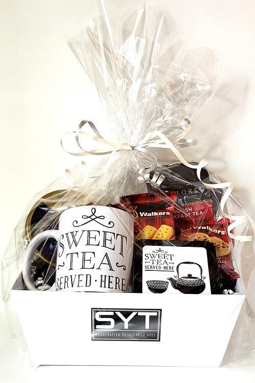 Large Gift Set Sweet Tea Mug & Coaster Set