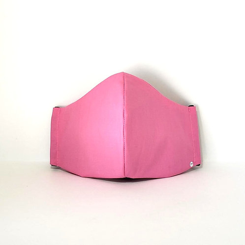 Pink Mask.  Includes Polypropylene Insert.