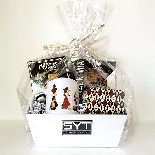 Large Gift Set Chess Mug & Coaster Set
