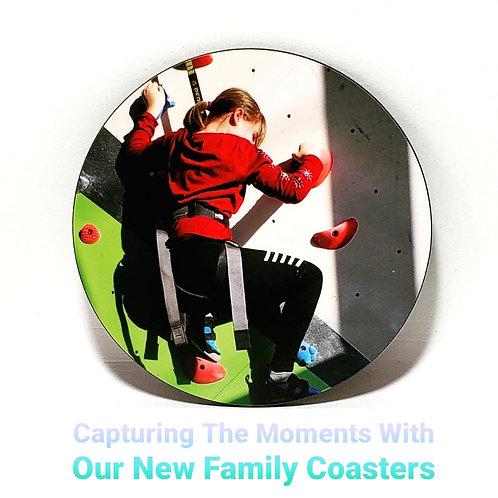 Custom Family Coaster