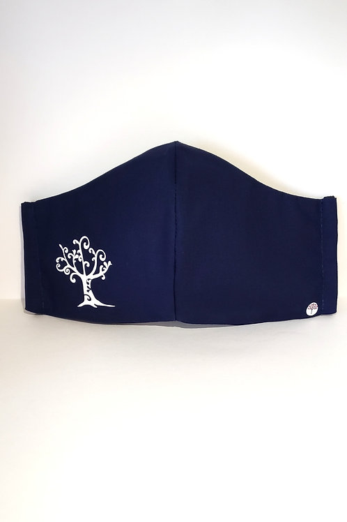 Tree Of Life Mask.  Includes Polypropylene Insert.