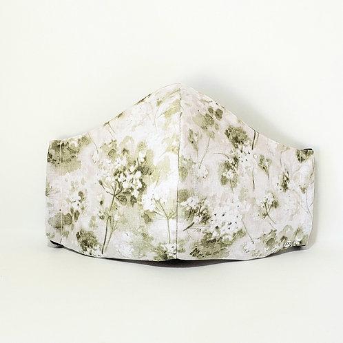 Lilac Mask Includes Polypropylene  Insert