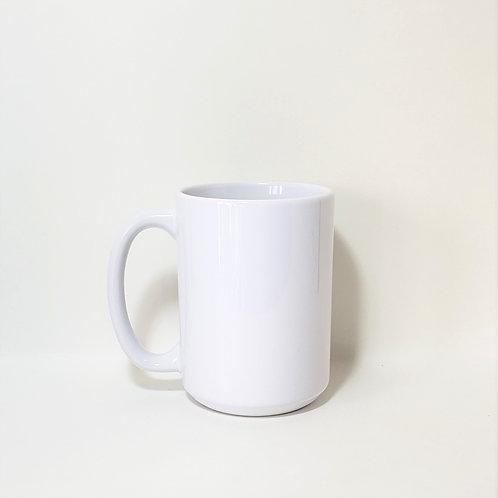 15 oz Mug Single Front Image