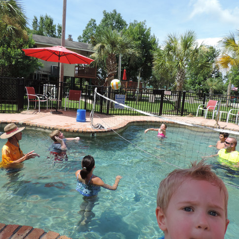 Waterfront Vacation Rental   Pass Christian, MS   The New Getaway Resort