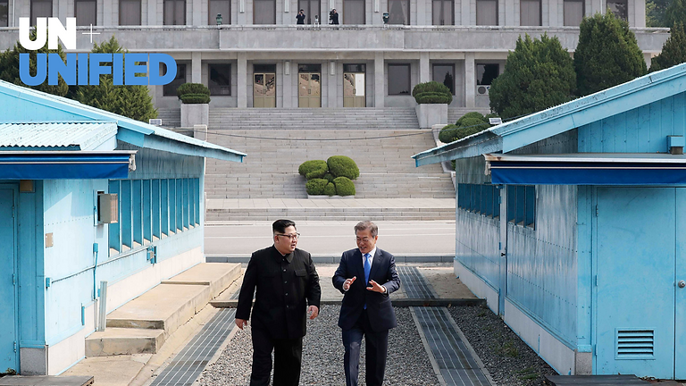 UN+UNIFIED Workshop: What's keeping North Korea and South Korea apart?
