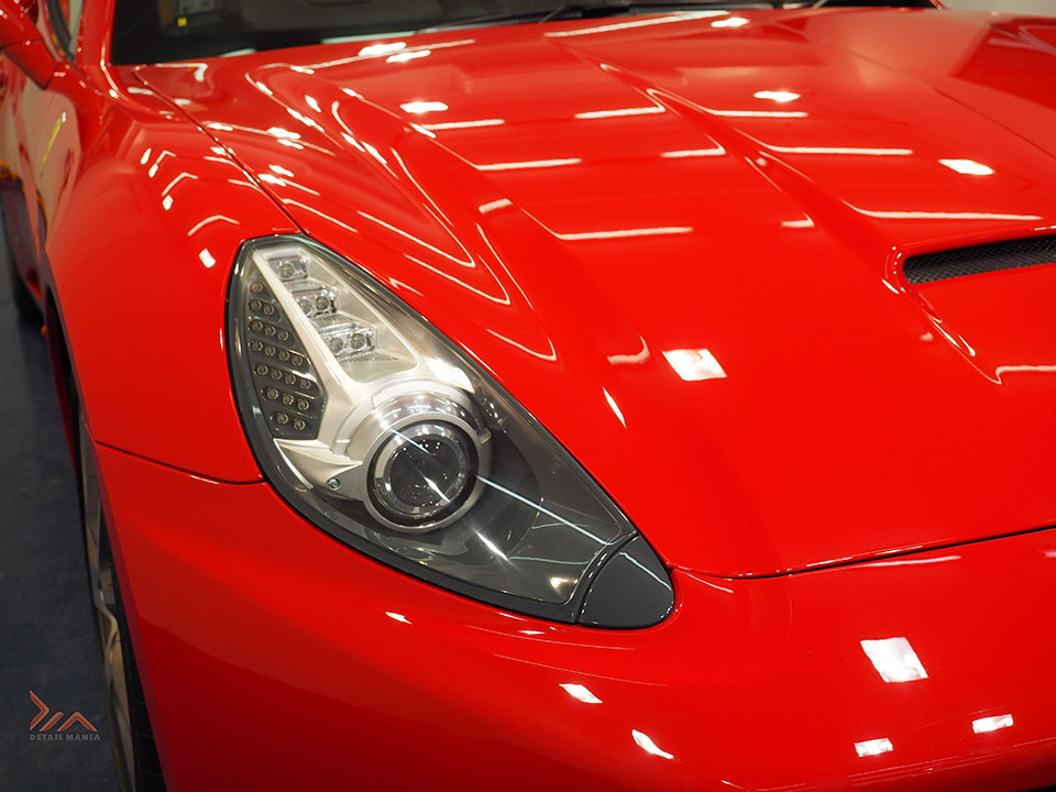 Optical Clarity And Optimum Gloss levels are achieved