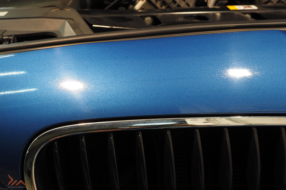 Paint Protection in Singapore with BMW M5 Supercar