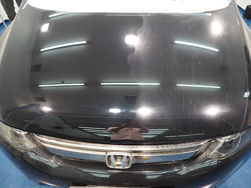Honda Odyssey 4 Stage Paint Rejuvenation Before Ceramic Coating