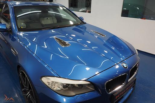 Glassjacket Pro Ceramic Coating For BMW M5