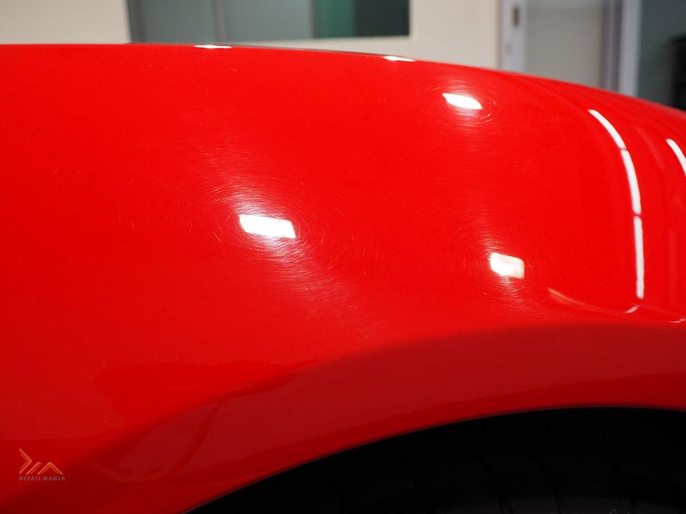Before 4 Stage Paint Rejuvenation/Polishing - 2