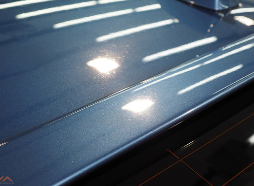 "Restoring the glory of a BMW M5 through paint rejuvenation and Skinz ""Glassjacket Pro"" Coa"