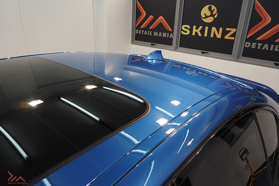paint protection coating in Singapore