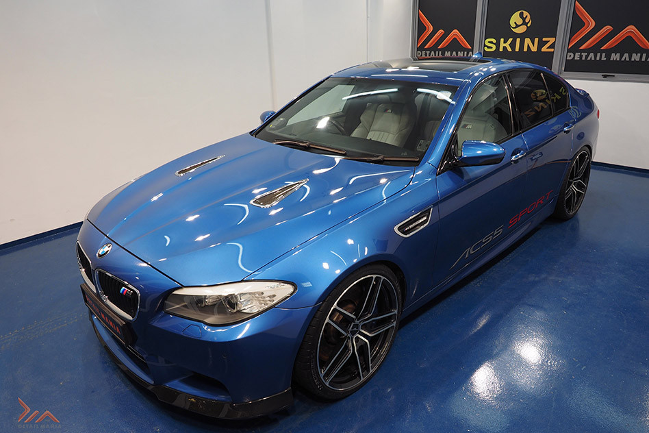 Car grooming and detailing in Singapore