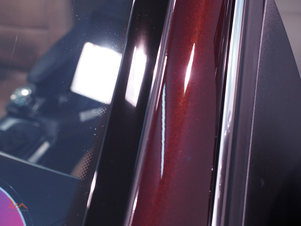 Removal of swirls marks after polishing process