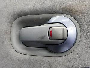 Nissan Door Handle Dirty Interior Cabin