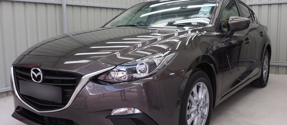 Car Grooming with Japanese Paint Protection Coating