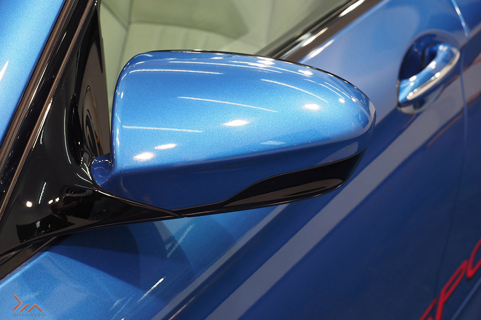 Durable paint protection coating in Singapore