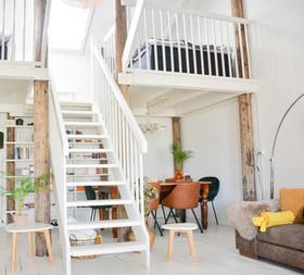 Overzichtsfoto van het appartement