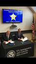 Statement of Sheriff Scott Jenkins in Signing the 287(g) Jail Enforcement Officer Memorandum of Agre
