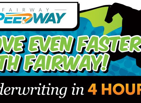 Fairway Speedway Is Expediting The Home Loan Process
