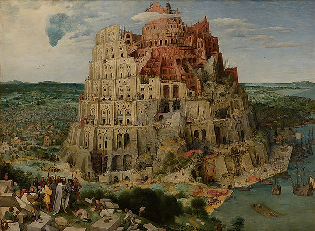 Image 119 The Tower of Babel by Pieter B
