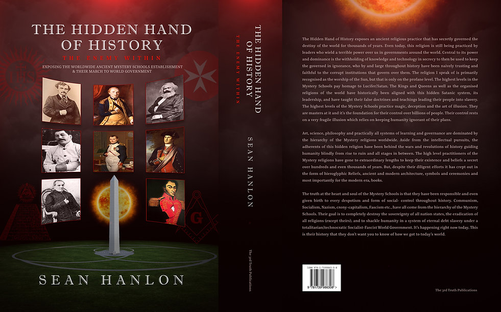 The Hidden Hand of History The Enemy Within