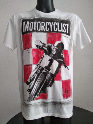 """Motorcyclist"""