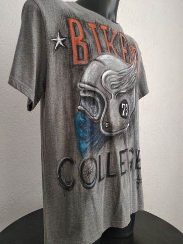 """Biker college"""
