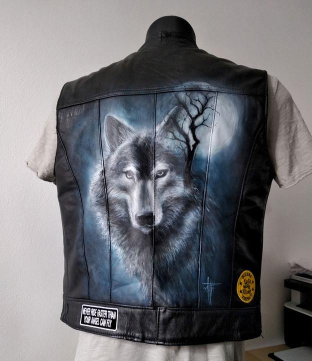 """Lone Wolf"""