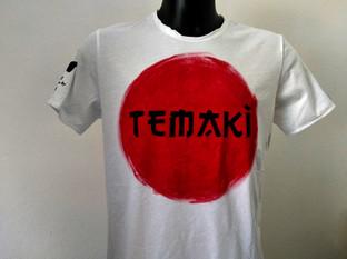 Temaki_Handpainted T SHirt_Unprinted (3)
