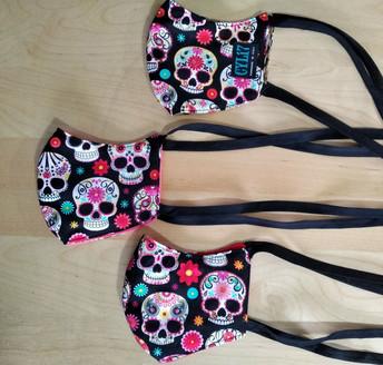 """""""Mexican Skulls"""""""