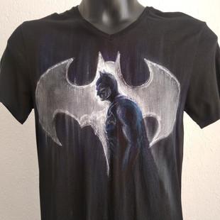 Batman (con logo bianco)