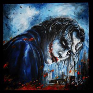 A_Joker-Acrilico-su-tela-cm-40x40-compre