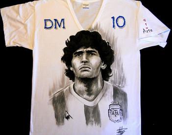DM 10 - Diego Armando Maradona