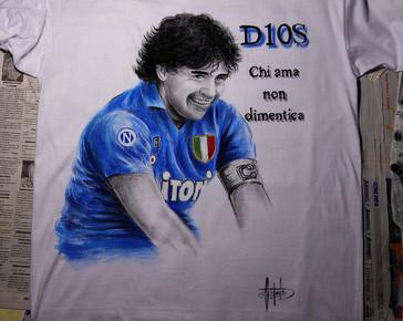 D10S Diego Armando Maradona