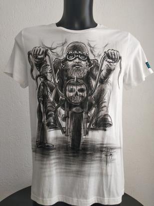 """""""Biker con nonnina"""""""