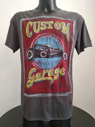 """Custom garage"""