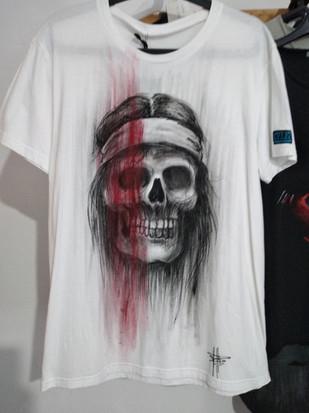 """Indian's Skull"""