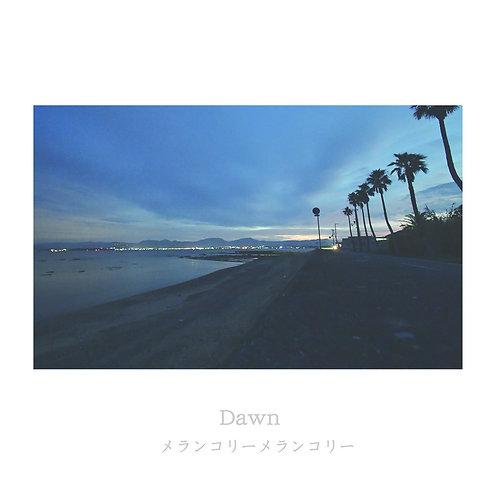 2nd mini album「Dawn」