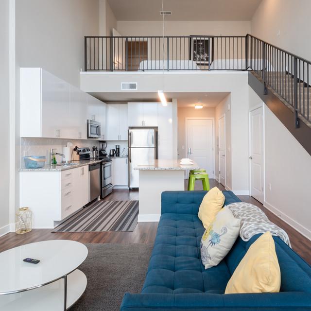 Apartment Loft Real Estate Photography