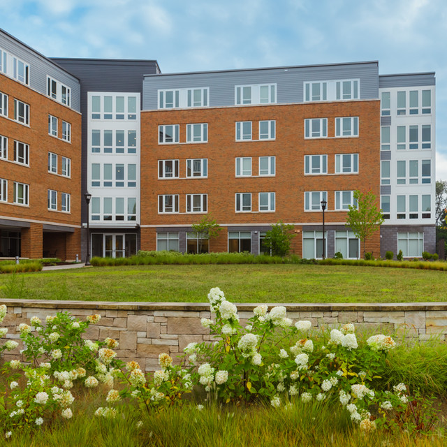 Shepherd University New Residence Hall Construction Photography
