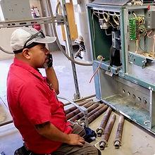 FSI Emoployee Repairing Facility Equipment