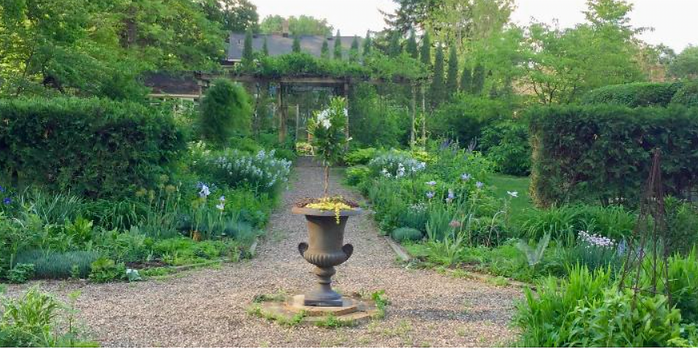 """April Meeting - """"Creating Outdoor Space"""" Martin Stern of Squire House Gardens, Afton MN"""