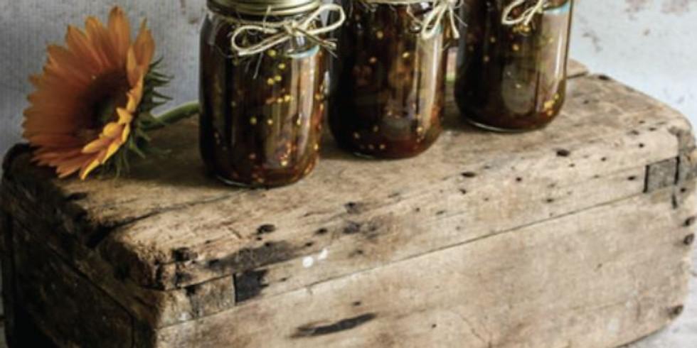 "October Meeting - ""Artisian Canning & Organic Gardening"" Michelle Lubich"