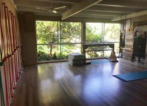 Welcome to Coolum Yoga Studio