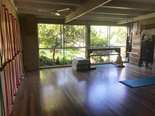 Welcome to Coolum Yoga Studio
