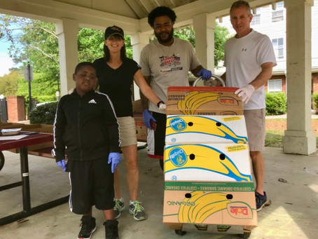 DICF Supports Community Food Needs