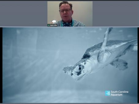 Rotary Recap - 6/17 - Kevin Mills, South Carolina Aquarium