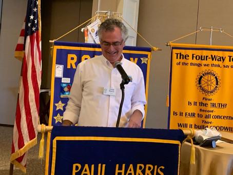 5/19/2021 - Rotary Recap - Duck Assembly