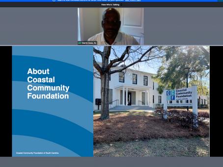 Rotary Recap - 5/7 - Darrin Goss - ED, Coastal Community Foundation
